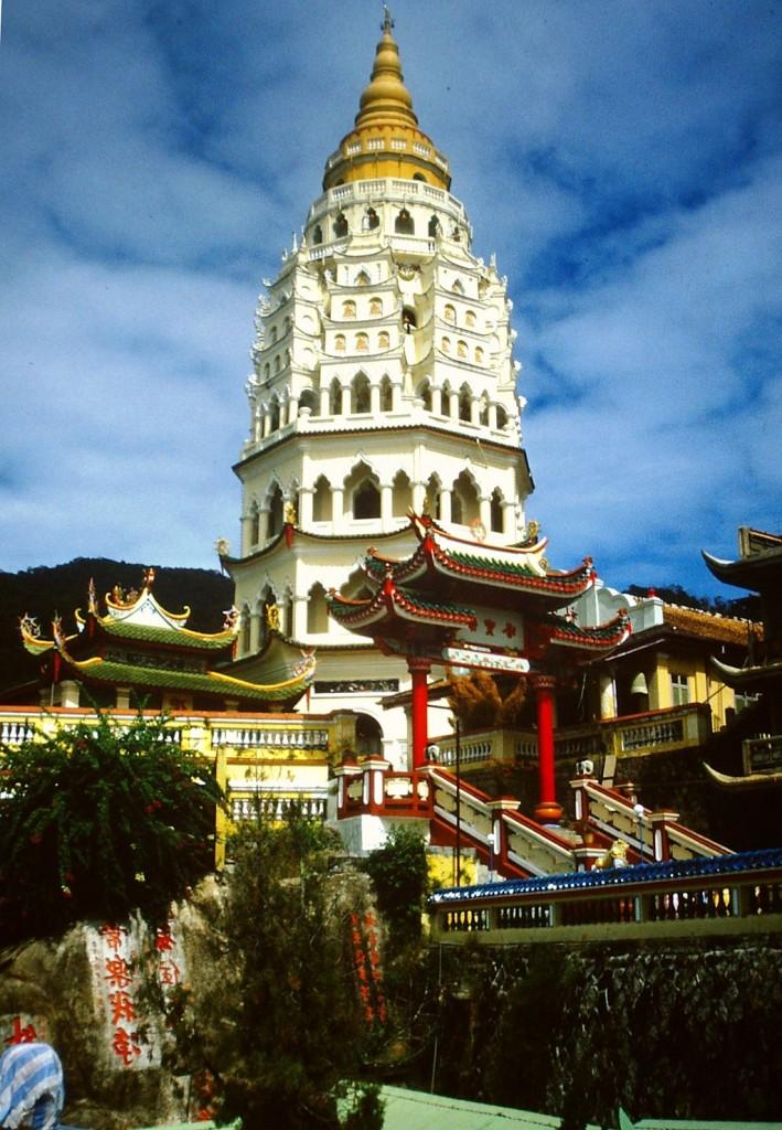penang pagoda kek lok si