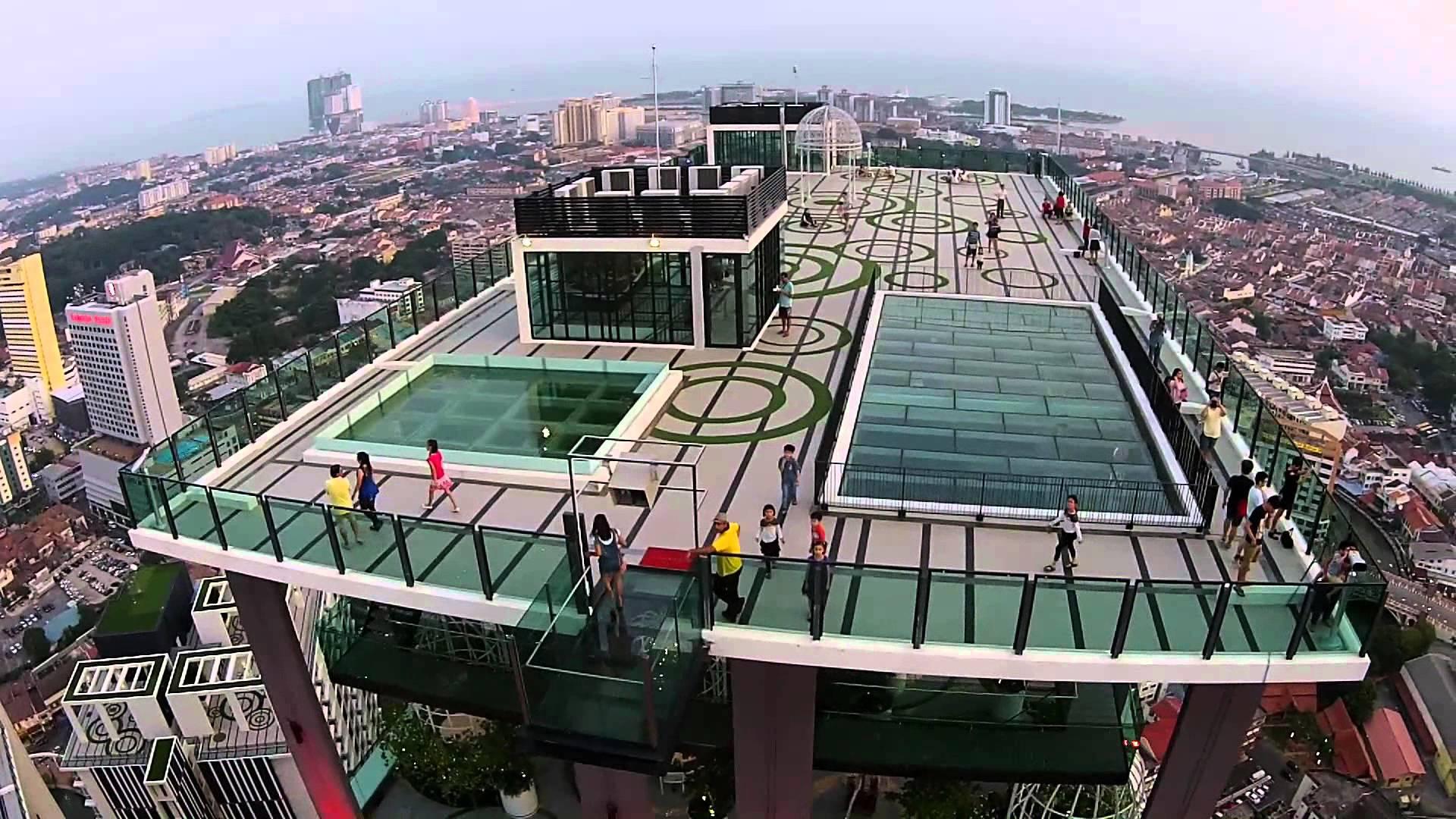 the shore sky tower Melaka
