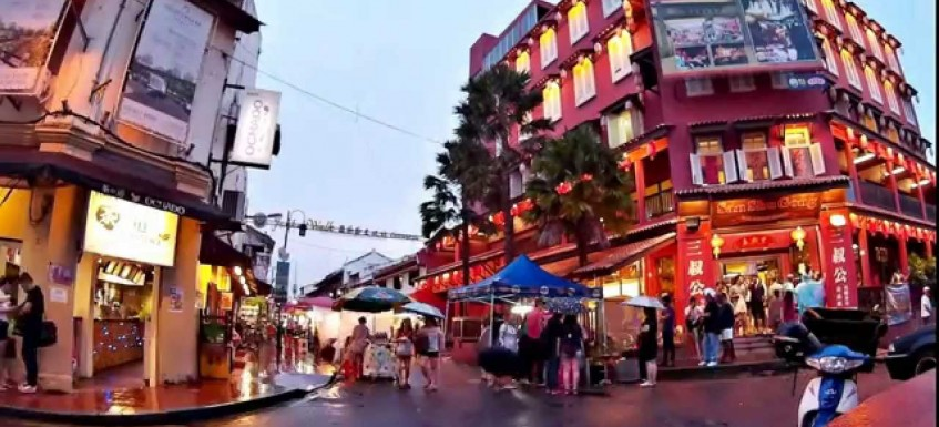 Best Hotel In Malacca