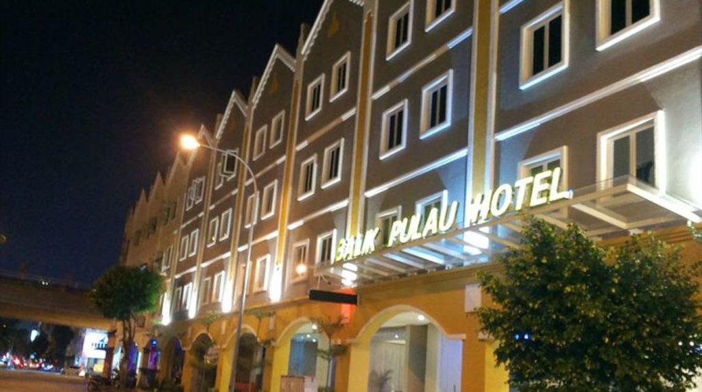 Balik Pulau Hotel in Malacca