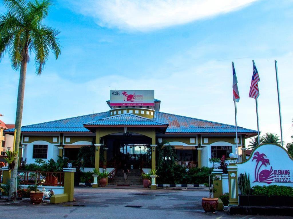 Klebang Beach Resort in Malacca