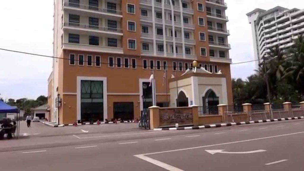 Pantai Puteri Hotel in Malacca