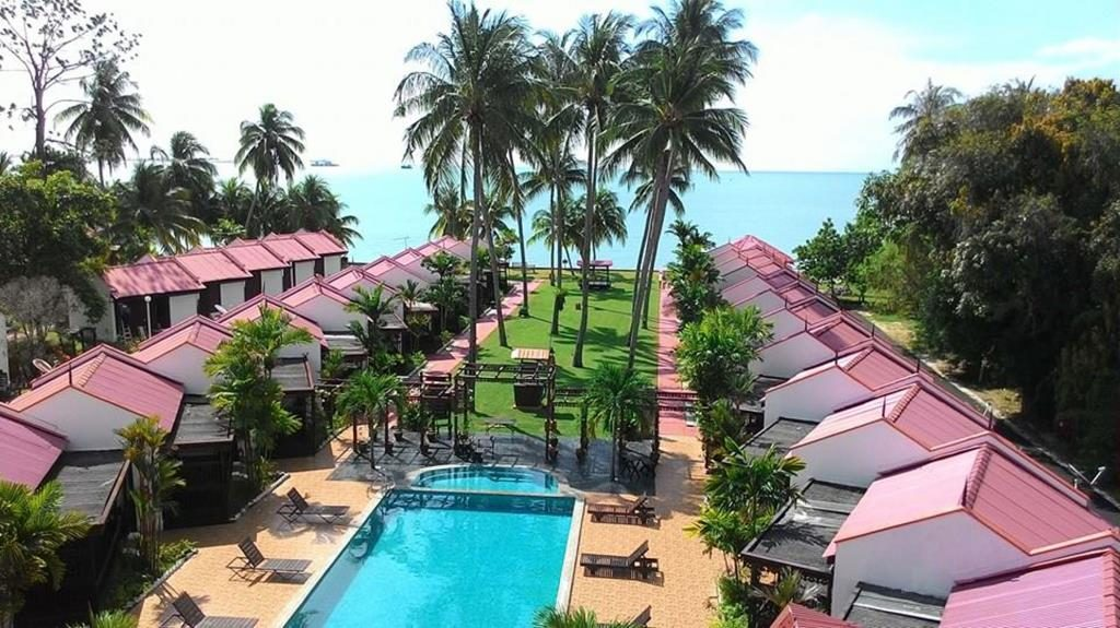 Shah's Beach Resort in Malacca