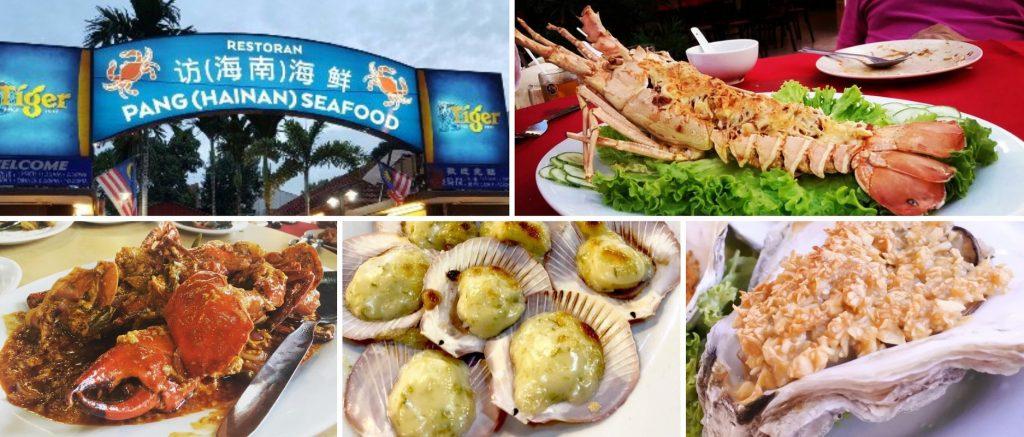 Pang Hainan Seafood Penang